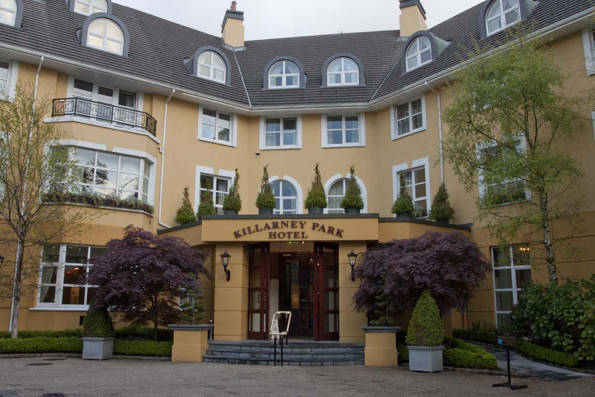 Customised Ireland Killarney Park Hotel